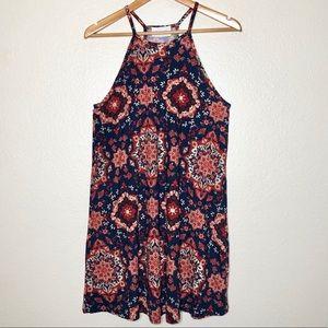 French Grey Women's Melcy Brushed Knit Dress Sz S
